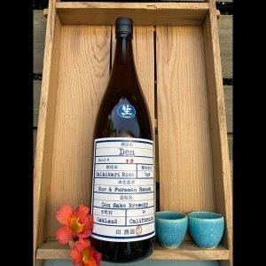 Den Sake Batch-12-1.8L-Nama