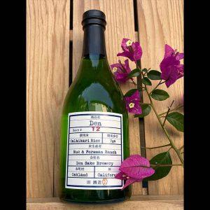 Den Sake Batch-12-500ml-past